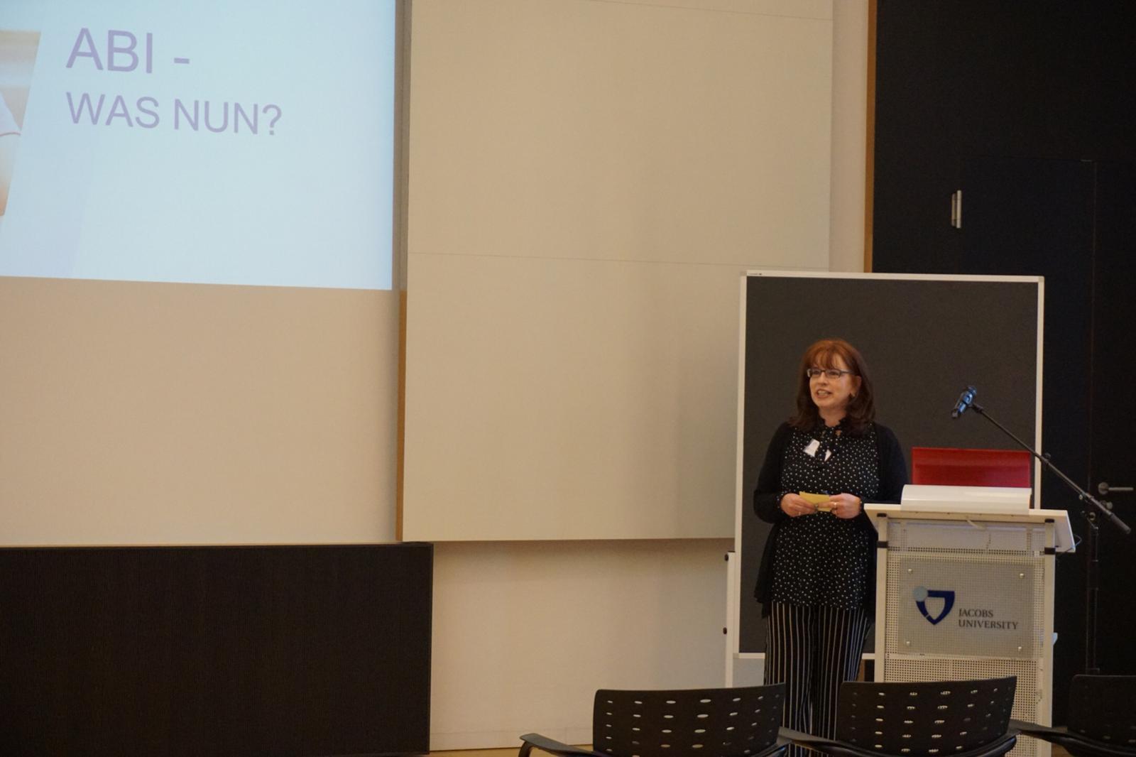 "Workshop ""ABI – WAS NUN?"" an der Jacobs University Bremen"